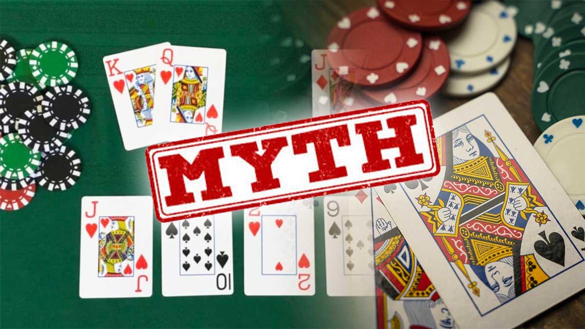 3 Mitos Industri Perjudian